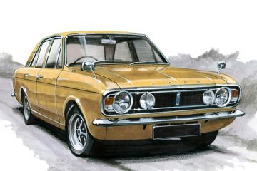 Ford Cortina Mark II
