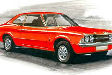 Ford Cortina Mark III