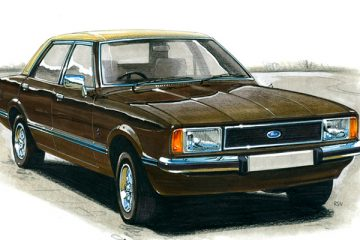 Ford Cortina Mark IV
