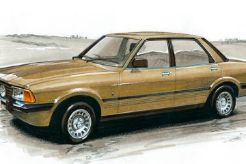 Ford Cortina Mark 5